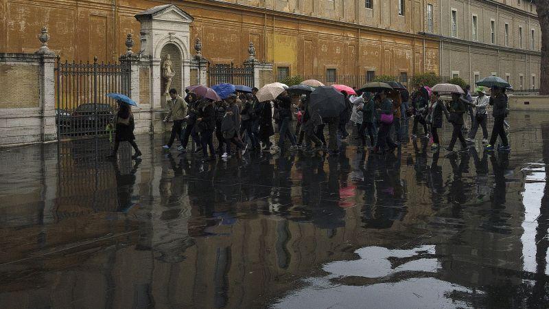 Rain In The Vatican State, Hansen  Bjarne Juhl , Denmark