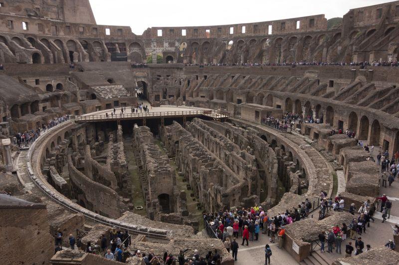 Colosseum Rome, Hansen  Bjarne Juhl , Denmark