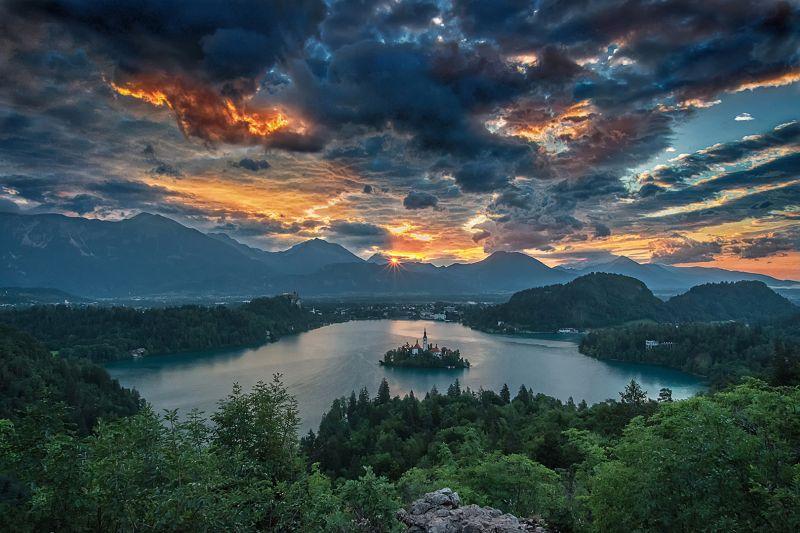 The Sun Shines After The Rain, Balantic  Peter , Slovenia