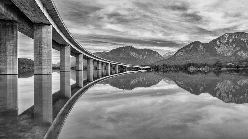 Bridge, Balantic  Peter , Slovenia