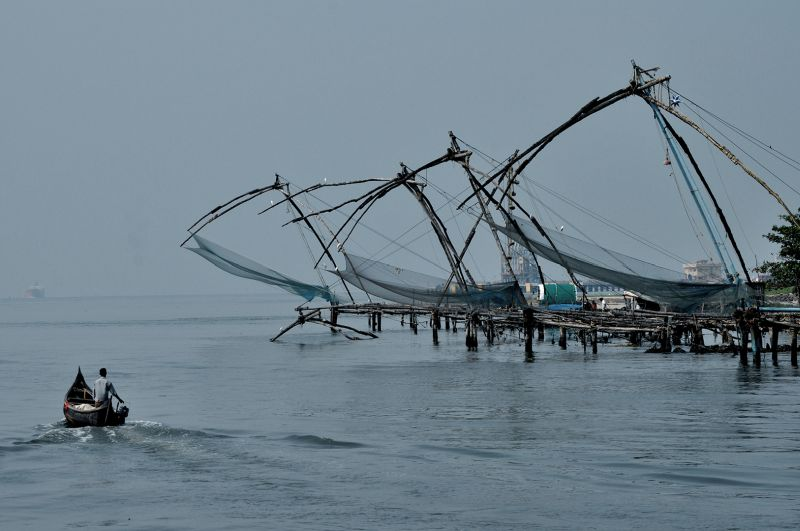 Fihing Net, Maity  Basudev , India