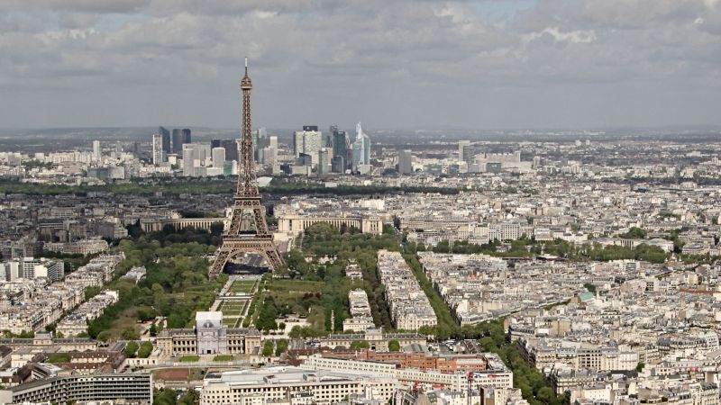 Paris 1, Ronsch  Hannes , Germany