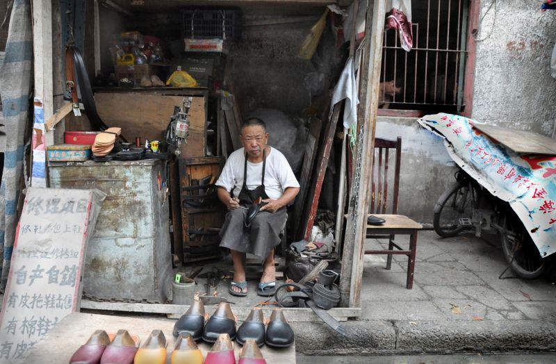 Chinese Shoemaker, Sindelar  Ralf , Germany