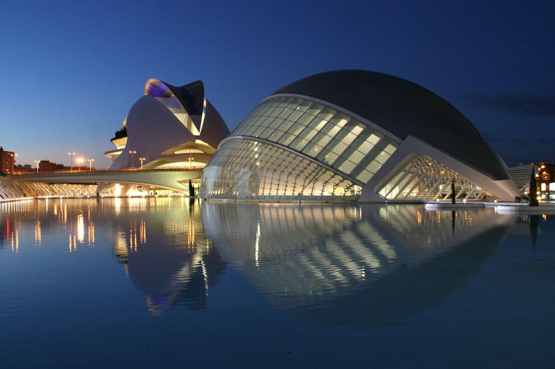 GOTTFRIED CATANIA City of Arts and Sciences 4