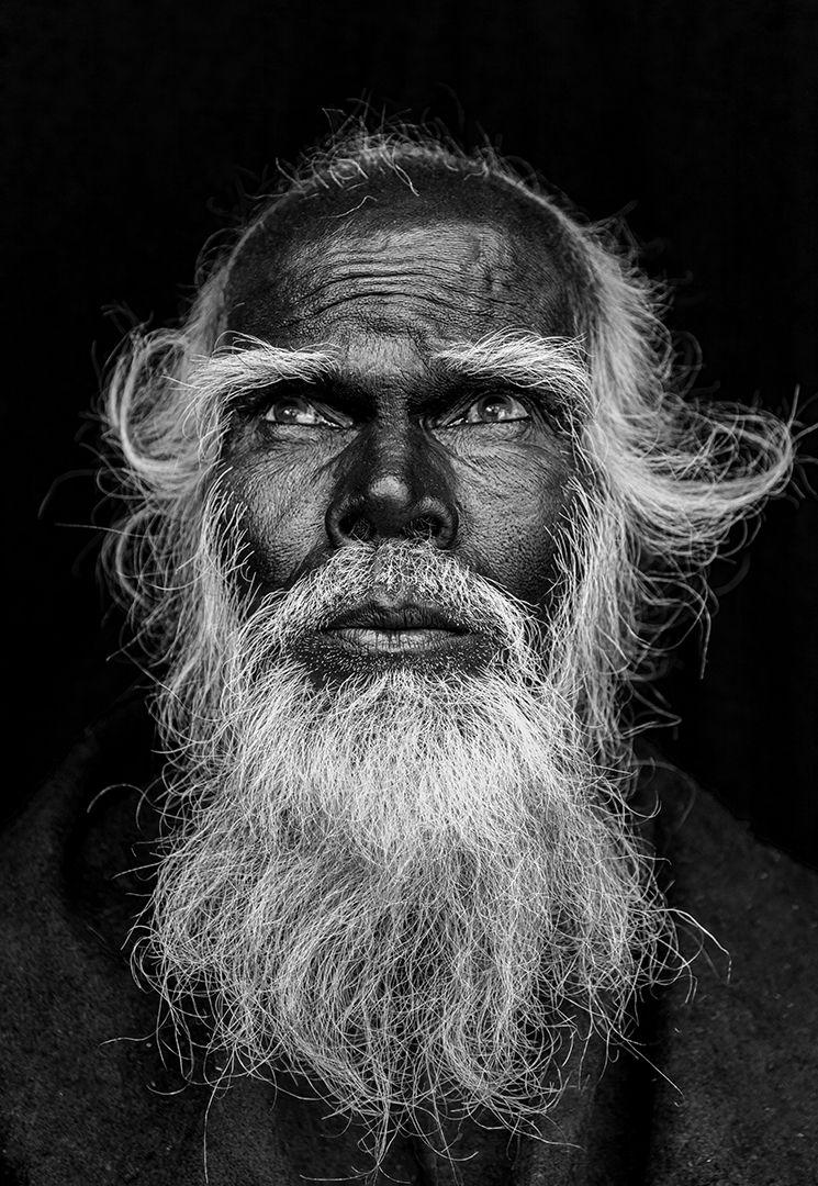 PARTHA PRATIM JANA The Sabar old man 2