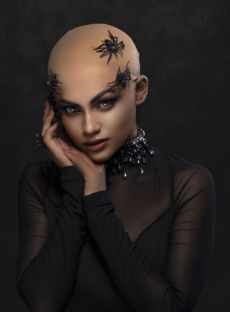 Barun Sinha Spider woman 7630